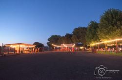 Vierra Farms at night