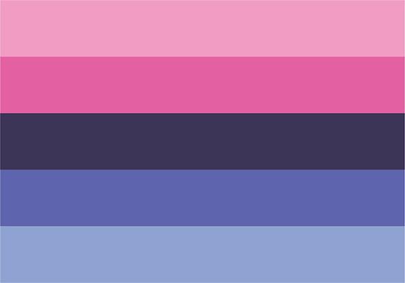 Sticker | Omni vlag
