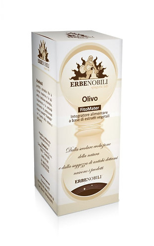 OLIVO 50 ml. ERBENOBILI