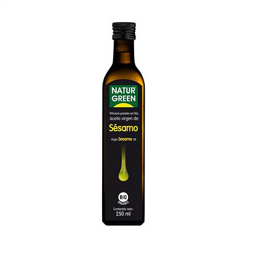 NaturGreen Aceite Sésamo Bio 250 ml