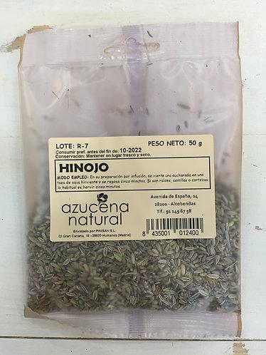 SEMILLAS DE HINOJO Bolsa 50 Grs.