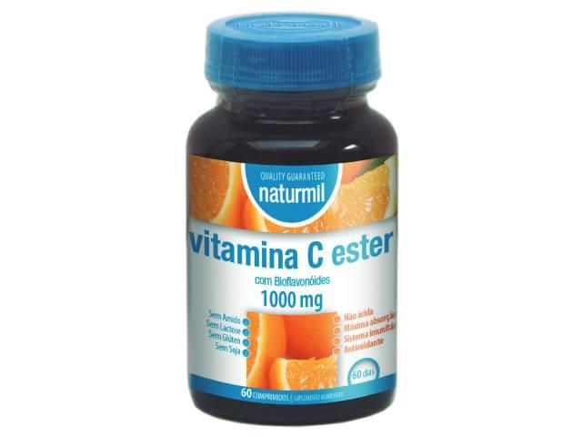 VITAMINA C ESTER 1000MG 60 Comp. DIETMED