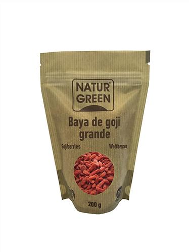 NaturGreen Baya de Goji Grande Bio 200 g