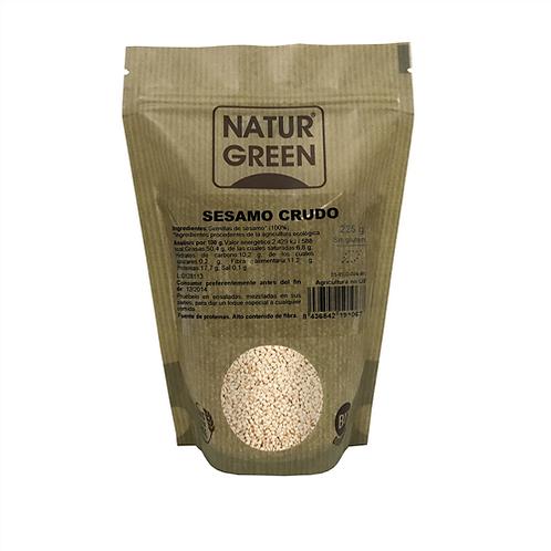 NaturGreen Sésamo Crudo Bio 225 g