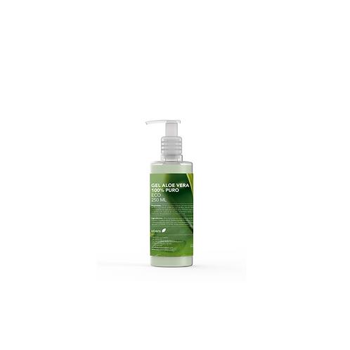Gel Aloe Vera 100% Eco 250 ml. EBERS