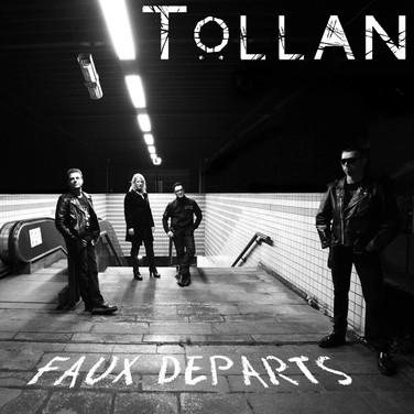 Tollan - LP Cover