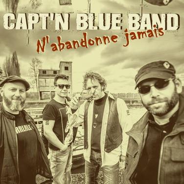 Capt'n Blue Band - LP cover