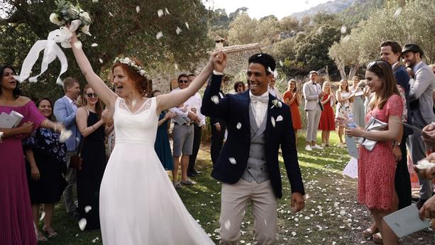 Linda & Dev - Wedding at Finca Honor Vell