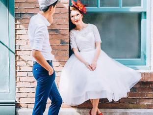 Inspiração para casamento retrô e vintage
