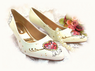 Como escolher seu sapato de noiva?
