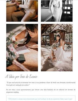 Uma romântica inspiração na Casa Giardino para sonhar