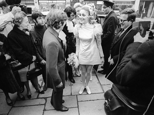 Isso é tão retrô! - Moda e Casamento nos anos 60