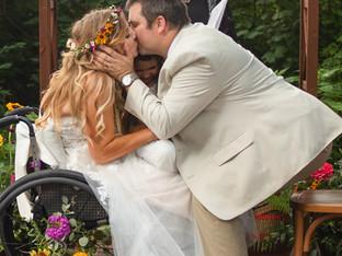 Casamento e acessibilidade: dicas para noivas com cadeira de rodas