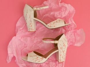 Nova Coleção Sandálias para Noiva