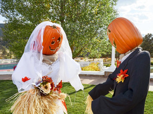 Casamento Halloween