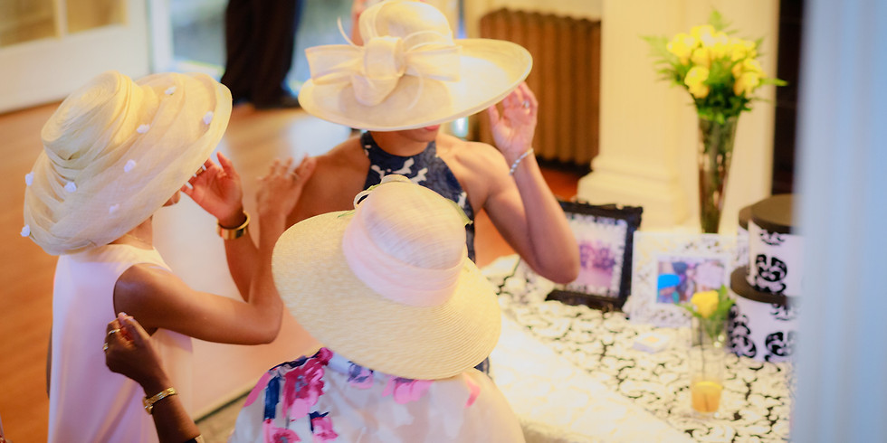 Derby Day - Party for Education