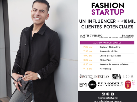 Fashion Startup Febrero