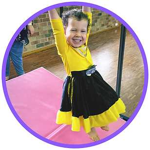 gymnastics class for 1, 2, 3, 4 year old. Kinder Gym in Rutherford, Thornton. play roup for toddlers and babies.