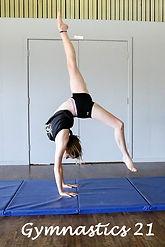 Gymnastics 21 tic toc walkover private l