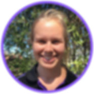 Katy Thomson. Gymnastics 21 coach. Hunter Region. Intermediate coach. Fun, friendly, passionate coach