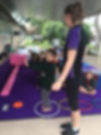 Mobile school gymnastics, sporting schools, hunter valley nsw