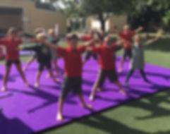 Gymnastics 21 sporting schools, primary school program, mobile gymnastics, hunter valley nsw