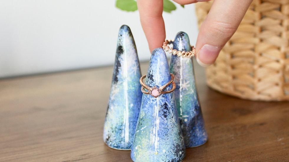 Galaxy ring cones