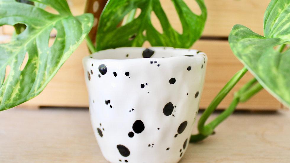 Dotty Ceramic Pinch Pot