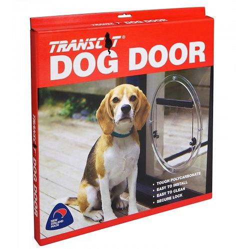 Transcat dog Door for Glass