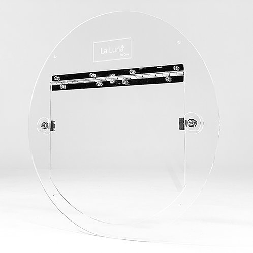 Invisi Flap For Glass [Large]