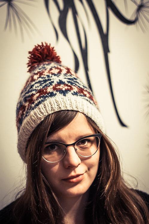 Icelandic hat Nýsköpun // on order
