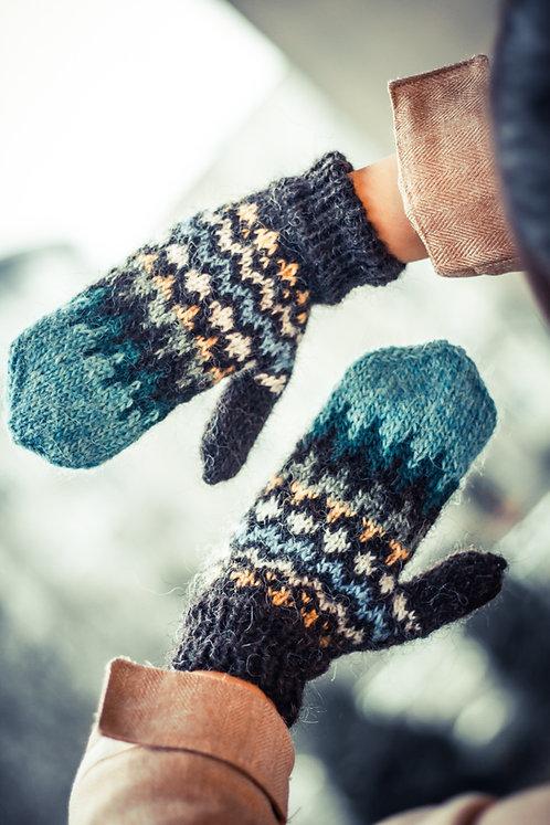 Icelandic mittens Handtak // on order