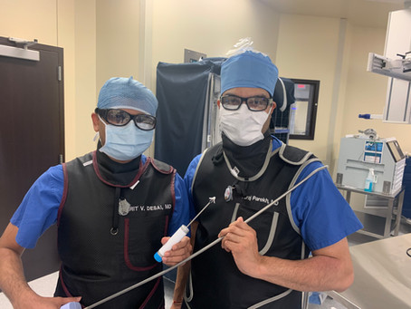 100th MitraClip Procedure - the last, life-saving chance for a patient results in success