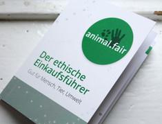 animalfair.at: Blogartikel und Recherche
