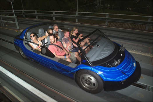 Top 5 Best Attractions For Adults In Epcot at Walt Disney World