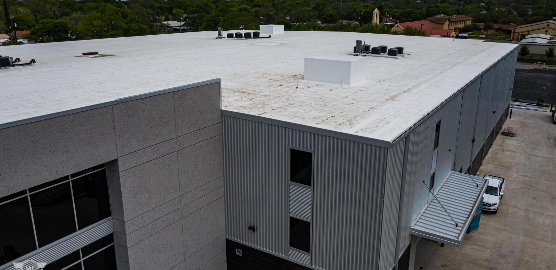 Silverado Roofing Company - White Cloud Drones