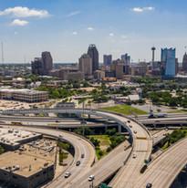 Downtown San Antonio April 2020