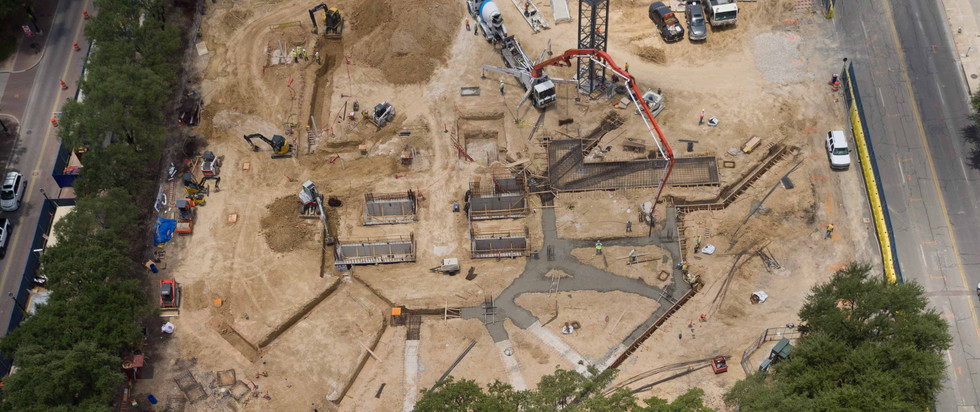 Construction tracking of Frost Tower I June 2017 I I White Cloud Drones