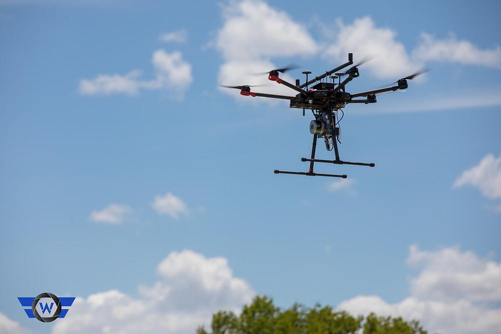Drone LiDAR Technology