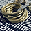 Thumbnail: BRASS STAINED HOOPS