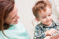 Zahnbehandlung für Kinder - Dr Eszter Csipkay Sopron Ungarn