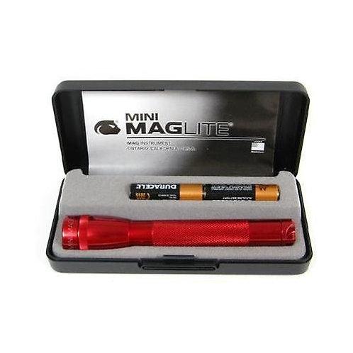 Maglite AA Estuche Roja - M2A03L