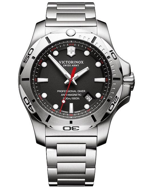 Inox Professional Diver acero negro-241781