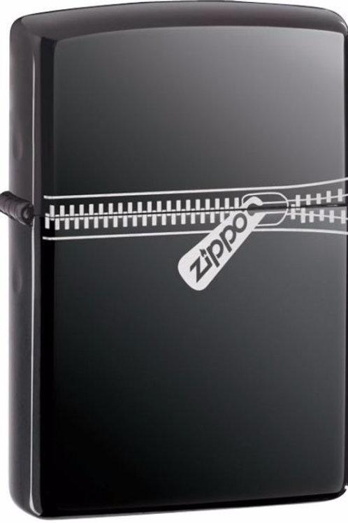 Zippo Zipped Black Ice - 21088