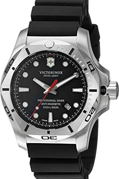 Inox Professional Diver color negro-241633