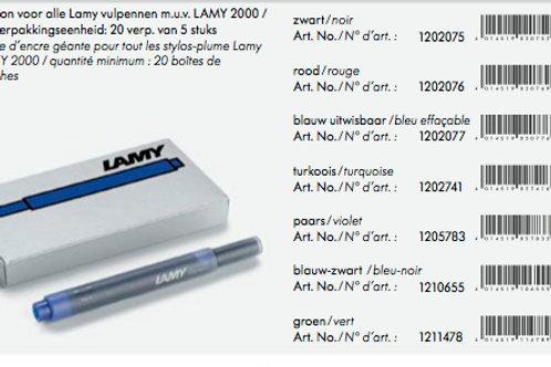 Repuesto Lapicero Lamy T10