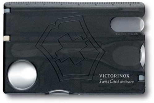 SwissCard Nailcare Negro Trans - 0.7240.T3