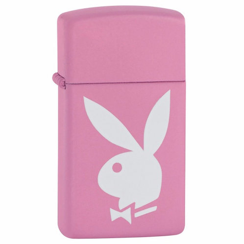 Zippo Playboy Slim Pink- 20831