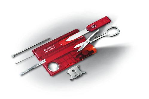 SwissCard Lite Roja Trans - 0.7300.T