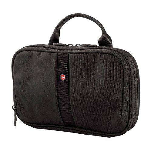 TA 4.0 SLIMLINE TOILETRY KIT-BLACK /31372901